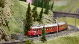 鉄道模型の種類