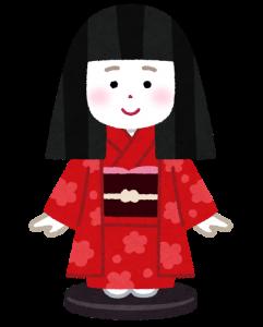 人形の特徴