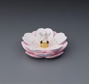 伊東久重の代表作「花の御子 桜」