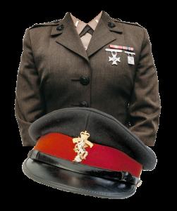 軍服・勲章、軍装品の買取品目