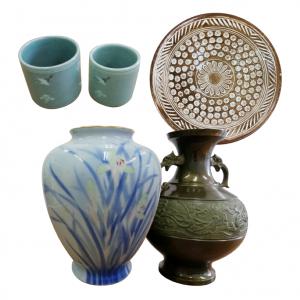 陶器・陶芸・陶磁器の買取品目