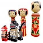 郷土人形・郷土玩具の買取品目