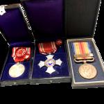 勲章の買取品目