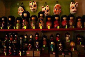 並河人形店の代表作品