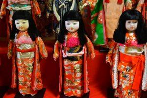 散歩道の市松人形買取、日本人形買取について