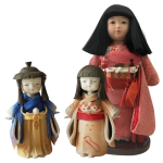 市松人形の買取品目