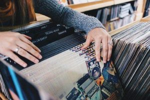 レコードの処分方法は?