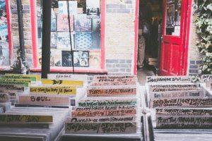レコードの買取相場表
