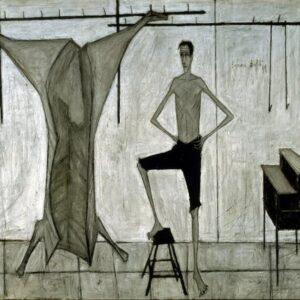 ベルナール・ビュッフェの代表作品