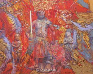 絹谷幸二の代表作品